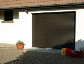 portes de garage enroulables